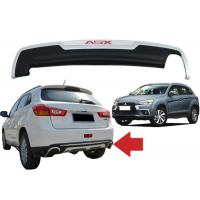 Quality Mitsubishi ASX 2017 2018 ABS Blow Molding Front Guard And Rear Bumper Diffuser for sale