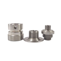 Quality Aluminum Stainless Steel Precision Cnc Lathe Turning for sale
