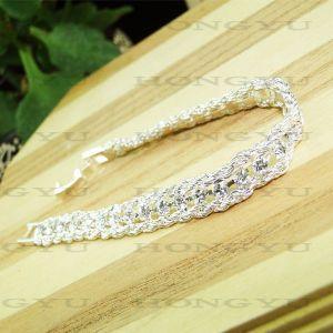 Quality Fashion Jewelry Alloy Chain Bangle/Bracelet Ljh0028 for sale