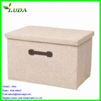 Quality Promotional large straw basket for sale