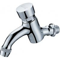 Quality Public Washroom Delay Action Basin Taps, Single Hole Wall Mounted, HN-7H07 for sale
