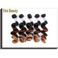 "Quality 8A Grade 3 Tone Colored Human Hair Extensions 10""-30"" Tangle Free for sale"