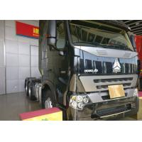 Quality 10 Wheels Sinotruk HOWO A7 Prime Mover Truck With 12.00R20 Tire for sale