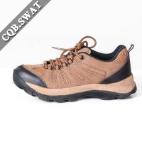 China Round Toe  Low Mountain Boots, Police Walker Shoes  Trendy Boot 2018 on sale