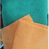 Quality Green 160cm Width 300gsm Super Absorbent  Microfiber Cleaning Cloth for sale