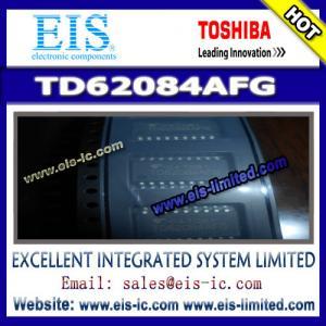 Quality TD62084AFG - TOSHIBA - 8ch Darlington Sink Driver for sale