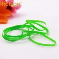 Buy Custom colorful eco-friendly plastic tpu elastic hair rubber band at wholesale prices