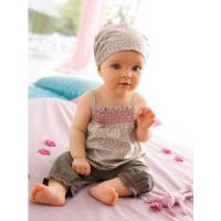 Quality baby girl suits flower skirt with shoulder-straps virgin suit baby clothes(0-24 months) for sale
