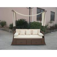 Quality Balcony Outdoor Rattan Daybed for sale