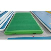 Buy cheap PVC good quality inflatable floating dock in all colors and sizes from Wholesalers