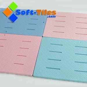 China EVA KOREA bath rugs/bath mat Anti-slip , water-proof 85*60cm on sale
