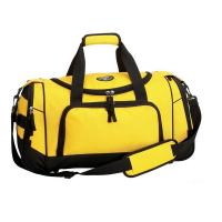 Quality OEM / ODM Foldable Duffel Bag Outdoor Heavy Duty Polyester / Carry On Duffel Bag for sale