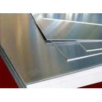 China 5052 H32 / H34 Aluminium Alloy Plate For Roof And Sidewall Skin Of Van on sale