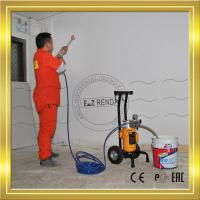 Quality Easy carrying Electric Airless Paint Spraying Machine With Diaphragm Type for sale