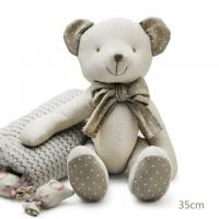 Quality Teddy bear hankwork plush toys for sale