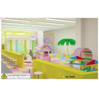 Quality Customize Children Adventure Soft Indoor Playground Equipment for Macdonalds for sale