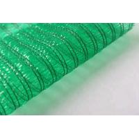 Quality Circular Wire Greenhouse Shade Net HDPE Material For Protective Plants for sale