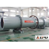 Buy cheap Automatic Industrial Rotary Drying Equipment For Fertilizer / Clay / Animal Dung from Wholesalers