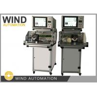 China WIND-ATS-300 AC DC Motor Winding Machine Double Station Armature Testing Panel on sale