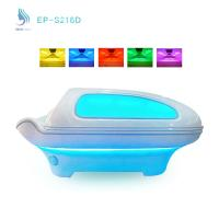 China LED Therapy Infrared Dry Steam Sauna Slimming Spa Capsule With Ozone on sale