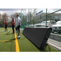 Quality P10 Sports Perimeter LED Display Screen Video Wall For Advertising Video Banner for sale