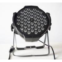 Quality High Power Spot Moving Head Light , RGB Waterproof Dj Stage Light LED Par Can Rgbw for sale