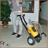 China Hydraulic Diaphragm Electric Airless Paint Sprayer 220V With Wheels on sale