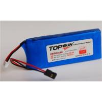 Quality 3600mAh battery with futaba connector for sale