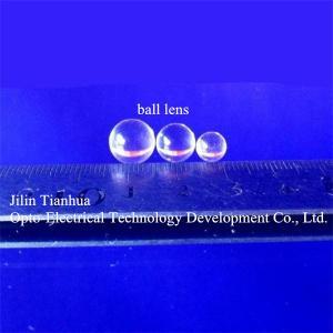 Quality BK7 Ball Lenses;Fused Silica Ball Lenses,glass ball lens,optical glass lens,half ball lens,optical lenses for sale for sale