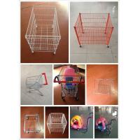 China Metal Garment Display Rack Store Shelving Fixtures For Retail Stores Shop Display on sale