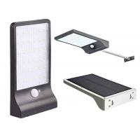 Quality Solar light with human body induction outdoor LED wall light for sale