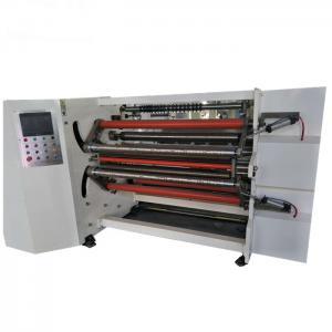 China 180m/Min Duplex Slitter Rewinder Machine on sale