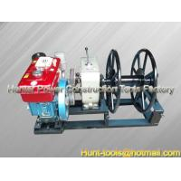 Quality Heavy Duty Cable Pulling Winch Machine Cable Laying Equipment for sale