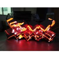 P5 Full Color Music Led Dj Booth Facade With Wide View Angle For Tv