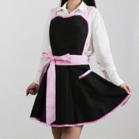 Buy cheap AMAZON HOTSELLING Factory Audit NBCU FAMA License fashion Cotton dress apron from wholesalers