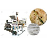 Quality Full Automatic Flat Rice Noodle Maker Machine With Constant Temperature , 100-350 Kg / H for sale