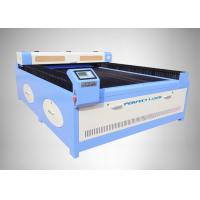 Quality High Accuracy Flat Bed CO2 Laser Cutting Machine / Glass Laser Engraving Machine for sale