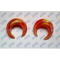 Quality Body Jewelry Manufacturers/ Pyrex glass ear expander Body Jewelry Manufacturers for sale