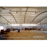 Buy cheap UV Resistant Customized 30 X 50m TFS Tent , Curved Sporting Event Tents from wholesalers