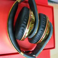China Monster Beats By Dr Dre Studio PLATING material,headphones on ear headphone on sale