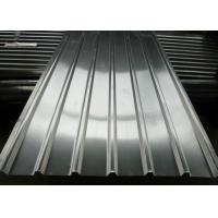 Quality Corrugated 0.5 Mm Aluminium Roofing Sheet Insulated 1060 Alloy Customized Color for sale