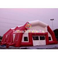 Quality Reliable Air Outdoor Inflatable Tennis / Bar / Pub Tent For Event for sale