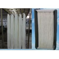 Quality PVC PES Reinforced PVDF Hollow Fiber Filter Membrane For Laboratory Or Industry for sale