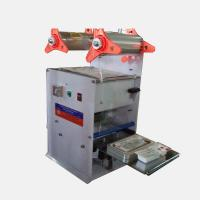 Quality Manual or semi-automatic cup sealing machine for sale