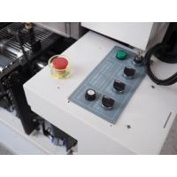 Quality DS-1200 Reflow Soldering Machine High-end Thick Aluminum Plate Structure for 400mm Wide PCB for sale
