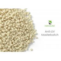 Quality Nano Inorganic Anti UV Masterbatch With Anti Aging Performance For Building Material for sale