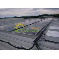 Quality ODM & OEM Ballasted Roof Mount Solar Racking Open Field Installation for sale