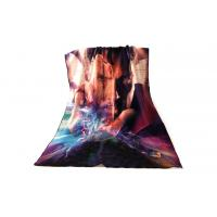 Quality 3D Print Decorative Photo Beach Towel / Woven Beach Bath Towel Collection for sale