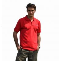 Quality men's blank short sleeve polo t shirt for sale