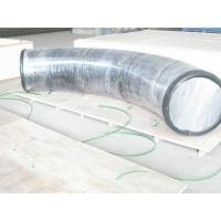 Quality Radius 5D 30 Degree Steel Tube Bends Galvanized Pipe With Plastic Wrapping for sale
